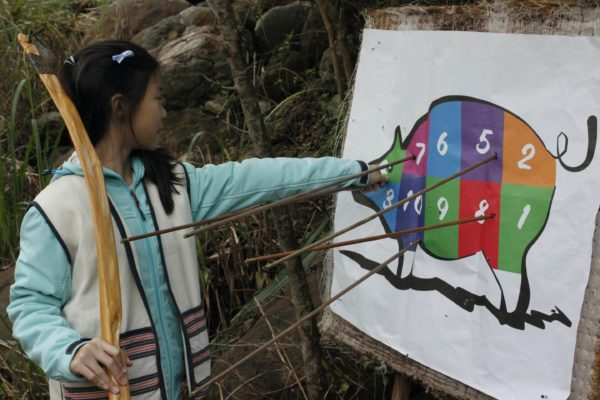Atayal Traditional Bow and Arrow Shooting Experience