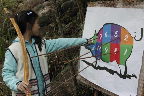 泰雅傳統弓箭體驗