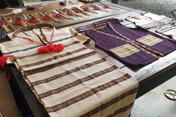 泰雅狩獵文化分享